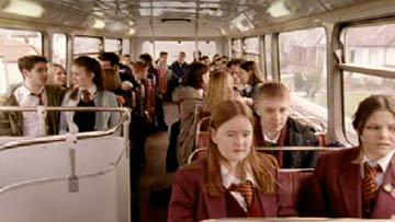 Health Scotland – School Bus